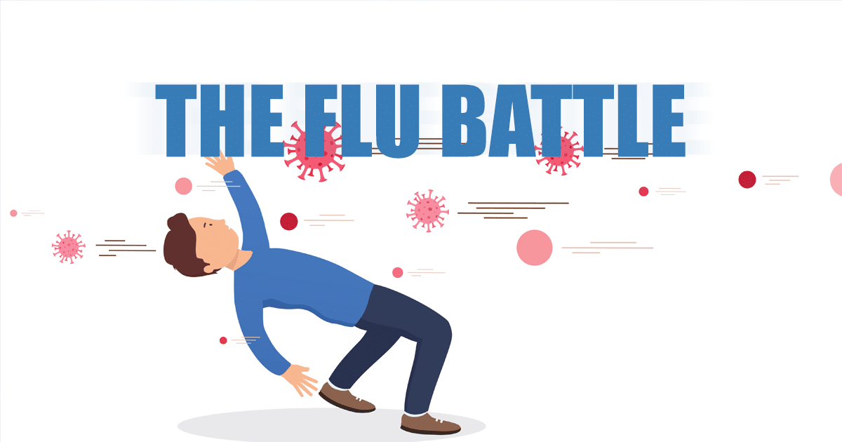 the flu battle