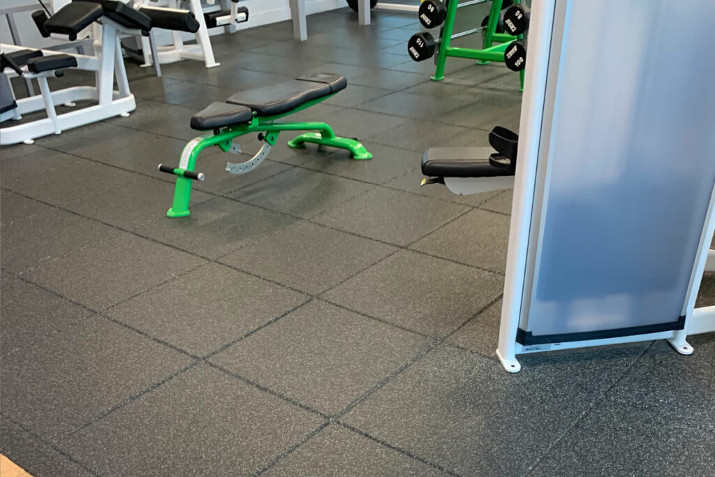 disinfection services gym